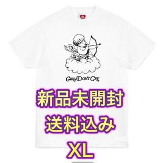 伊勢丹 Girls Don't Cry エンジェルTシャツ XL(Tシャツ/カットソー(半袖/袖なし))