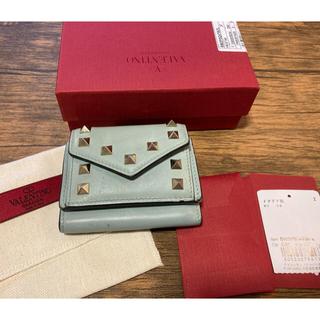 ヴァレンティノ(VALENTINO)のVALENTINO ミニ 財布(財布)