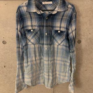 ロンハーマン(Ron Herman)のRon herman グラデーションチェックシャツ ロンハーマン(シャツ)