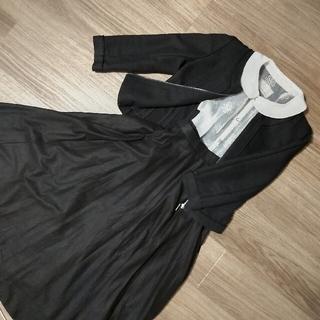 アベニールエトワール(Aveniretoile)の襟付きノースリーブブラウス(シャツ/ブラウス(半袖/袖なし))