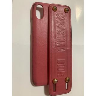 クリスチャンディオール(Christian Dior)のクリスチャンディオール iPhone X/XS ケース カバー dior(iPhoneケース)
