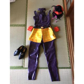 ジョジョの奇妙な冒険 ナランチャ・ギルガ コスプレ 衣装 ウィッグ フルセット(衣装一式)