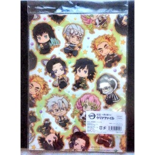 【鬼滅の刃】 とじコレ vol.3 クッキー クリアファイル(クリアファイル)
