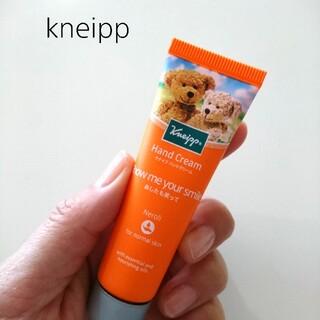 Kneipp - 新品未使用 クナイプ ハンドクリーム