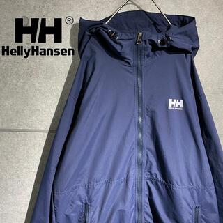 ヘリーハンセン(HELLY HANSEN)のHELLY HANSEN ヘリーハンセン オーバーサイズ ナイロン ジャケット(ナイロンジャケット)