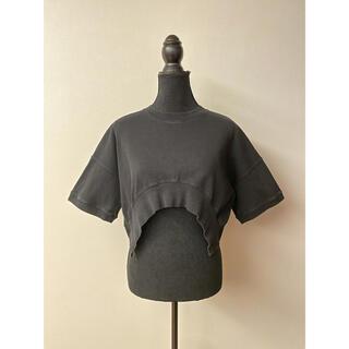 バレンシアガ(Balenciaga)のバレンシアガ トップス(Tシャツ(半袖/袖なし))