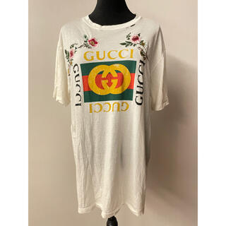 グッチ(Gucci)のGUCCI グッチ Tシャツ(Tシャツ/カットソー(半袖/袖なし))