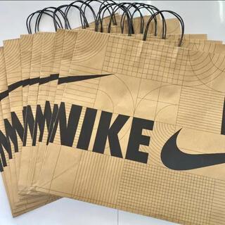 ナイキ(NIKE)の早い者勝ち🌺ナイキ ショッパー 特大サイズ 袋 10枚セット 最安値(ショップ袋)