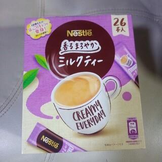 Nestle - ネスレ香るまろやかミルクティー1箱です。