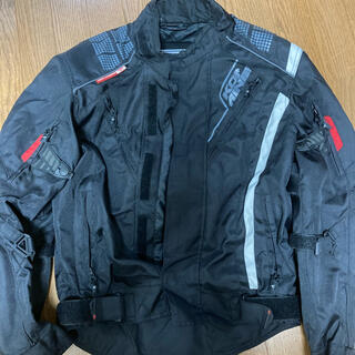 KOMINE メッシュ、夏ジャケット バイクライダースジャケット サイズM(ライダースジャケット)