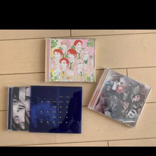 カンジャニエイト(関ジャニ∞)の関ジャニ∞ CD3枚セット 初回限定版DVD付(男性アイドル)