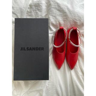 ジルサンダー(Jil Sander)のJIL SANDER バレエ(バレエシューズ)