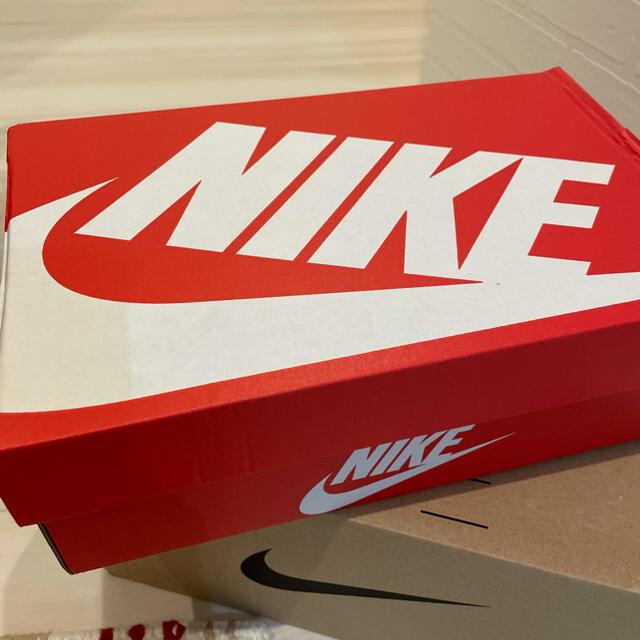 NIKE(ナイキ)のNIKE WMNS DUNK LOW Barely Green ナイキ 22.5 レディースの靴/シューズ(スニーカー)の商品写真