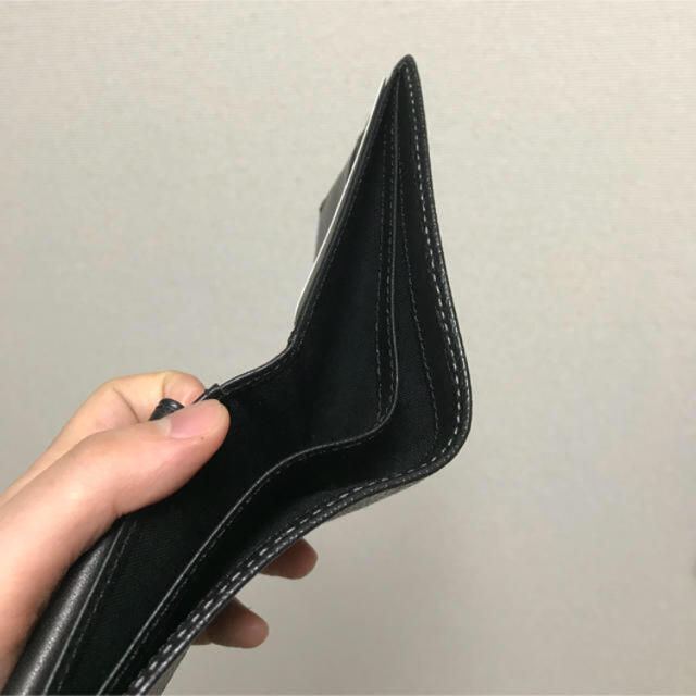 Vivienne Westwood(ヴィヴィアンウエストウッド)の新品✨ヴィヴィアンウエストウッド  折財布 正規品 牛革 メンズのファッション小物(折り財布)の商品写真