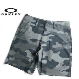 オークリー(Oakley)の新品 OAKLEY オークリー 水陸両用 迷彩 ハイブリッド ショートパンツ(その他)