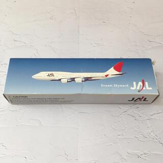 ジャル(ニホンコウクウ)(JAL(日本航空))のJAL(日本航空)『旧ロゴ ボーイング747 モデルプレーン』非売品【新品】(航空機)