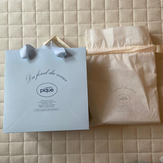 ジェラートピケ(gelato pique)のジェラートピケ 紙袋 ショップ袋(ショップ袋)