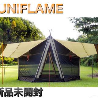 UNIFLAME - 新品ユニフレーム インディアンバグアウト L II