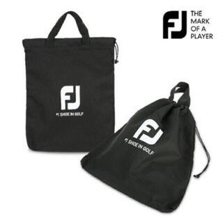 FootJoy Golf フットジョイ ゴルフ シューズバッグ 靴袋(シューズ)