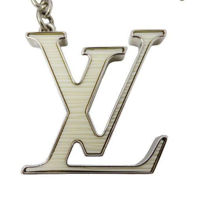 LOUIS VUITTON(ルイヴィトン)のヴィトン ビジューサック フルールドゥ エピ イヴォワール M65085 レディースのアクセサリー(チャーム)の商品写真