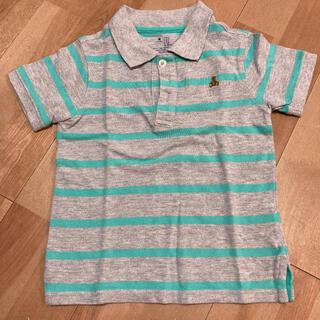 ベビーギャップ(babyGAP)のポロシャツ ボーダー ベビーギャップ(その他)