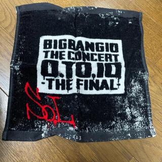 ビッグバン(BIGBANG)のBIGBANG SOL ハンカチ(キャラクターグッズ)