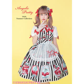 angelic pretty 2021 Summer Collection