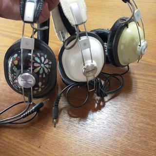 パナソニック(Panasonic)のPanasonic ヘッドホン ジャンク(ヘッドフォン/イヤフォン)