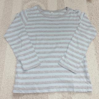 ムジルシリョウヒン(MUJI (無印良品))の無印良品 ボーダーシャツ(その他)