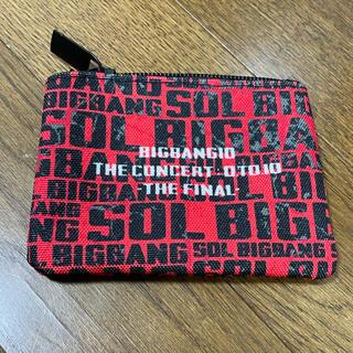 ビッグバン(BIGBANG)のBIGBANG SOL ミニポーチ(K-POP/アジア)