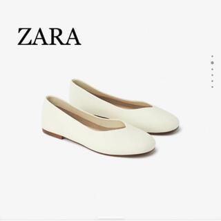 ZARA - ZARA フラットシューズ