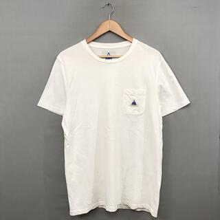 ケープハイツ CapeHEIGHTS 半袖 Tシャツ 胸ポケット 丸首 ロゴ(Tシャツ/カットソー(半袖/袖なし))