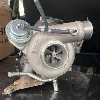 スバル(スバル)のIHI VAB WRX STI 14411AA690 VF49 タービン(車種別パーツ)