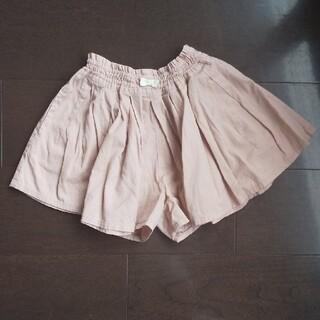 プティマイン(petit main)のスカート風 ショートパンツ 110(スカート)