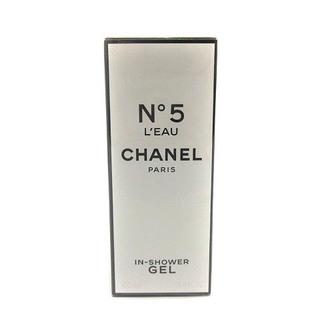 シャネル(CHANEL)のシャネル NO5 ローインシャワージェル ボディシャンプー 100ml 白(その他)
