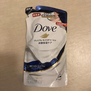 ユニリーバ(Unilever)のダヴ ボディウォッシュ プレミアム モイスチャーケア つめかえ用(360g)(ボディソープ/石鹸)