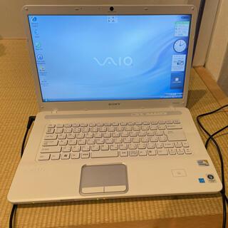 バイオ(VAIO)のSONY VAIO type N VGN-NW50JB(ノートPC)
