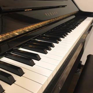 ヤマハ - YAMAHA アップライトピアノ X支柱 高級人気モデル