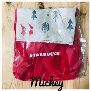 スターバックスコーヒー(Starbucks Coffee)の台湾 スターバックス クリスマス バッグ(ショルダーバッグ)