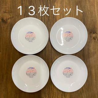 ヤマザキセイパン(山崎製パン)のヤマザキ春のパン祭り2021 お皿13枚 春のパンまつり 山崎 白いお皿 白い器(食器)