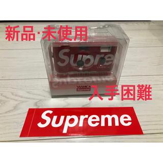 シュプリーム(Supreme)のSupreme×yashica MF カメラ 【新品】コラボ(フィルムカメラ)