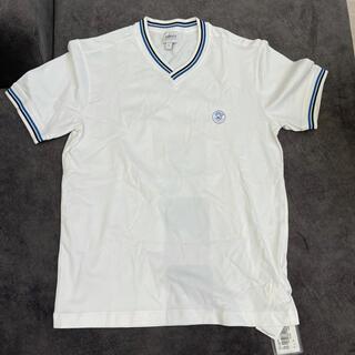 アルマーニ コレツィオーニ(ARMANI COLLEZIONI)のアルマーニコレツィオーニ vネックシャツ(Tシャツ/カットソー(半袖/袖なし))