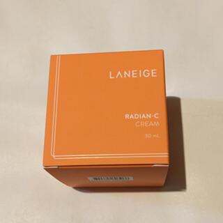 アモーレパシフィック(AMOREPACIFIC)のLANEIGE ラネージュ ラディアンーCクリーム 30ml (フェイスクリーム)