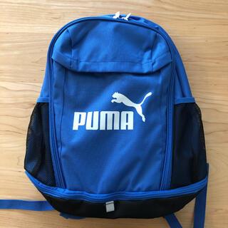 プーマ(PUMA)の新品☆プーマ PUMA ジュニア リュック サッカー フットサル(リュックサック)