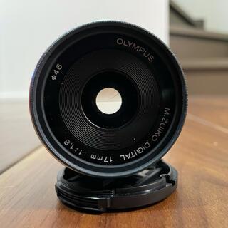 OLYMPUS - M.ZUIKO DIGITAL 17mm F1.8