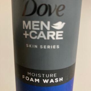 ユニリーバ(Unilever)のダヴ メン+ケア モイスチャー 泡洗顔料(140ml)(洗顔料)