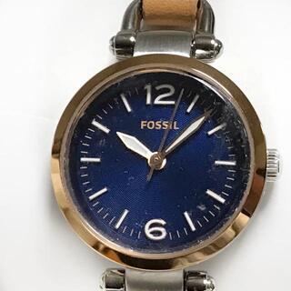 フォッシル(FOSSIL)のフォッシル美品  E54277 レディース(腕時計)