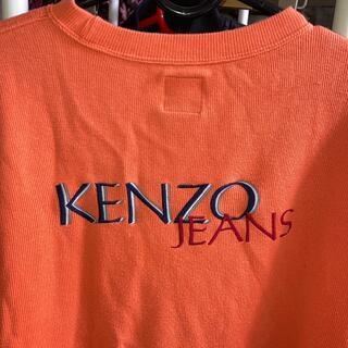 ケンゾー(KENZO)のkenzo スウェット トレーナー(スウェット)