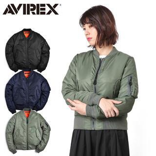 アヴィレックス(AVIREX)のAVIREX アビレックス MA-1 レディース(ミリタリージャケット)