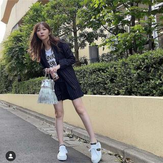 Linen-blend Classic Blazer Shorts セットアップ(セット/コーデ)